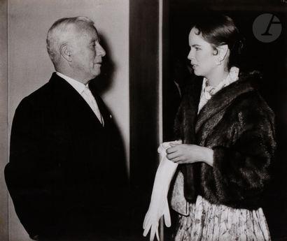 *Dmitri Baltermants (1912-1990) Charlie Chaplin...
