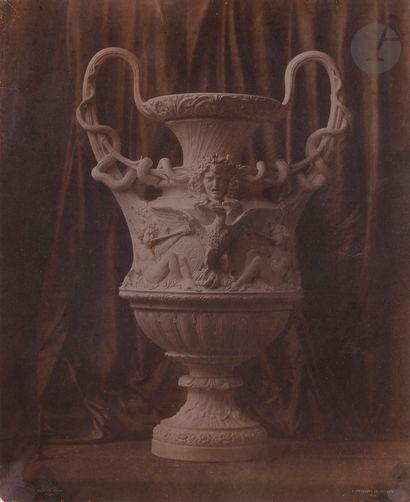 Louis Robert (1810-1882) Exposition de Sèvres,...
