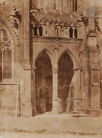 Ferdinand Tillard (1819-1884) Bayeux (Calvados),...