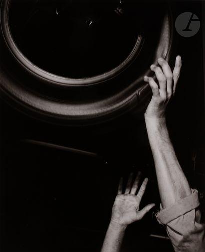 *Chris Killip (1946-2020) Tyre Held Aloft,...