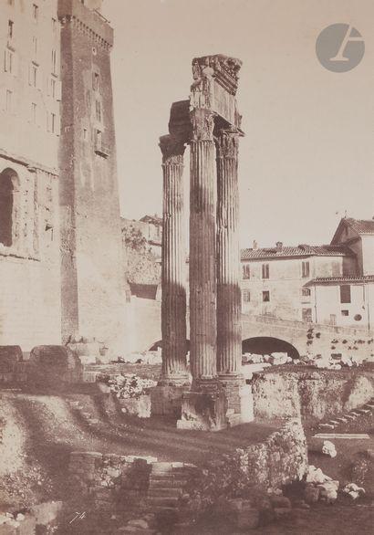Firmin-Eugène Le Dien (1817-1865) Italie,...