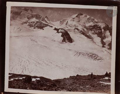 Maison Adolphe Braun Alpes. Glaciers, c....