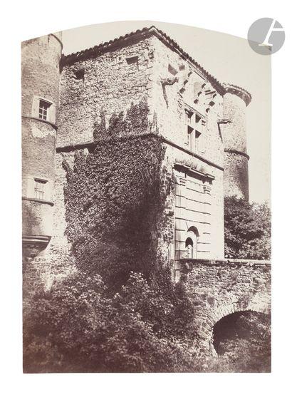 Félix Thiollier (1842-1914) Sites de la Loire et de la Haute Loire, c. 1860-1870....