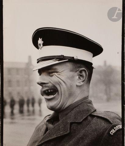 *Cornell Capa (1918-2008) Coldstream Guard....