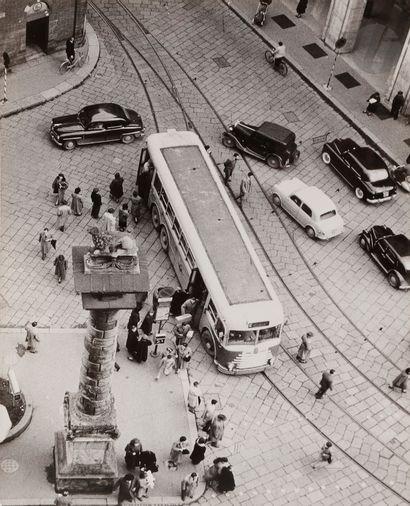 *Mario De Biasi (1923-2013) Piazza San Babila...