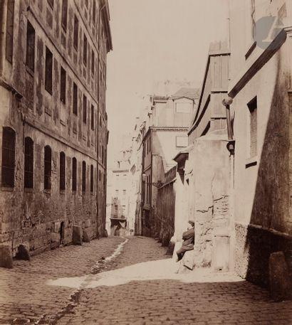 Charles Marville (1813-1879) Paris, c. 1865-1868....