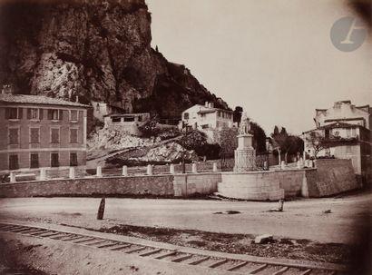 Henri Charles Emmanuel de Rostaing (1824-1885)...