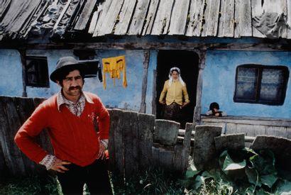 *Antonis Anagnostou (1965) Roumanie, 2001....