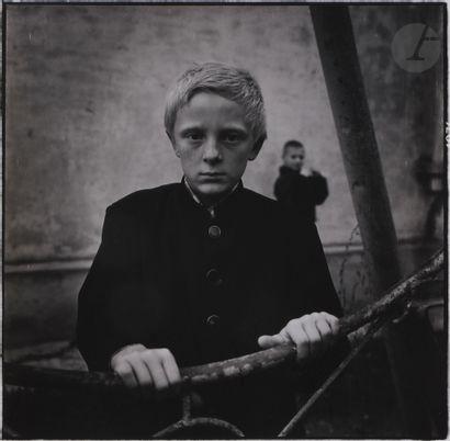 *Oleg Videnin (1963) Jeune Russe. Région...