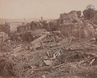 James Robertson (1813-1888) Guerre de Crimée....