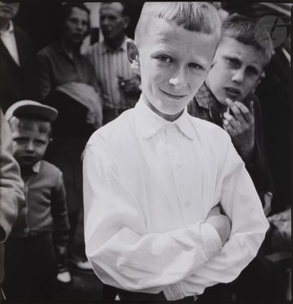*Antanas Sutkus (1939) At the Song Festival....