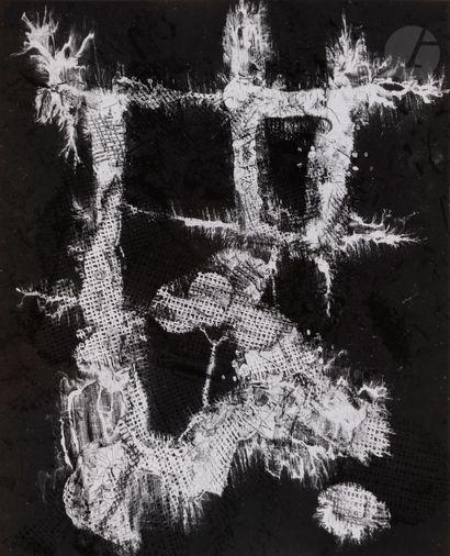 *Heinz Hajek-Halke (1898-1983) Sans titre...
