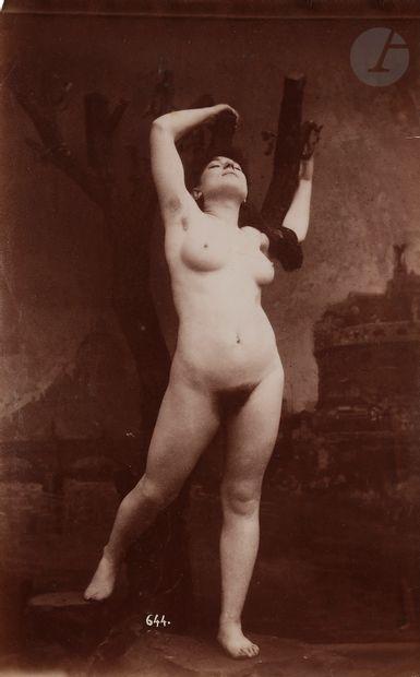Gaudenzio Marconi (1841-1885) Étude de nus...