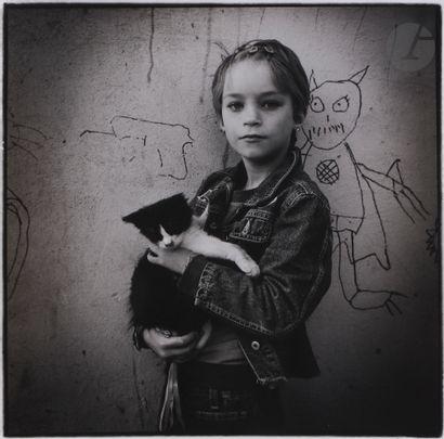 *Oleg Videnin (1963) Les chatons. Orel, 2003....