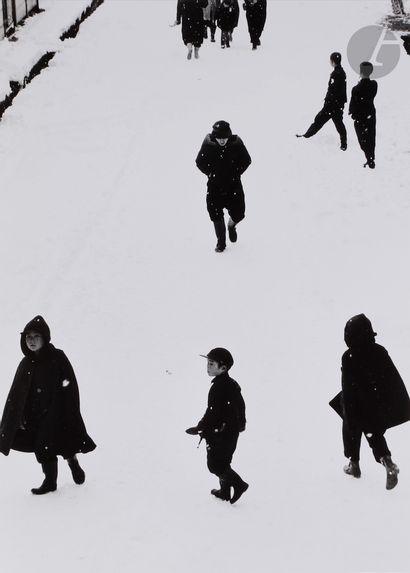 *Kiichi Asano (1914-1993) Série Snow Country....