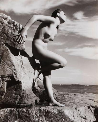 *Yoshiyuki Iwase (1904-2001) Sans titre [u...