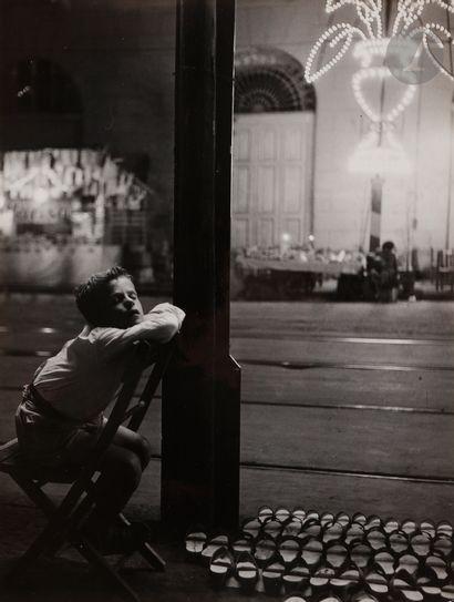 *Mario De Biasi (1923-2013) Piccolo Zoccolaio,...