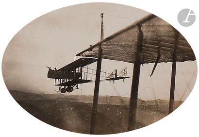 Photographe militaire non identifié Aviation....