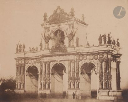 Gustave Le Gray ou Lerebours ou Auguste Bertsch...