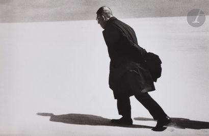 *Antanas Sutkus (1939) Jean-Paul Sartre en...