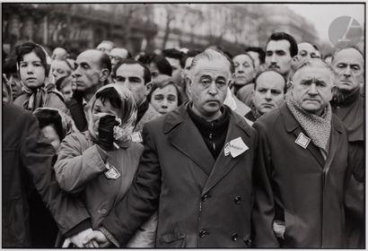 *Henri Cartier-Bresson (1908-2004) Funérailles...