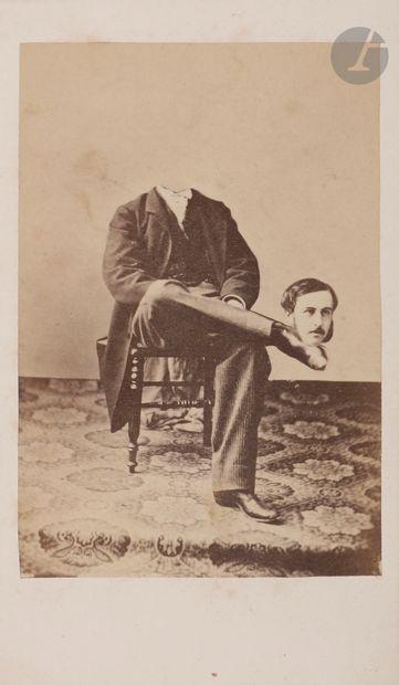Bruno Braquehais - Eugène Disdéri - Étienne...
