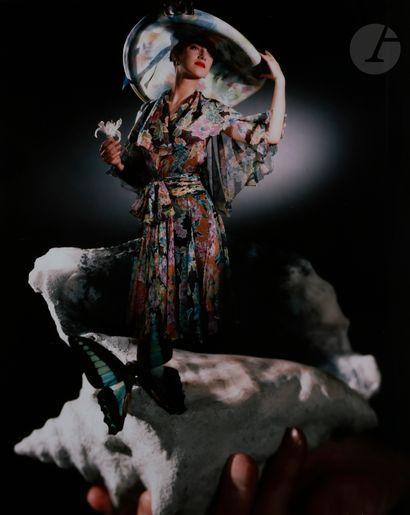*Angus McBean (1904-1990) Emmanuelle Gare...