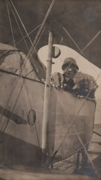 Pierre Olphe-Gaillard et divers Aviation....