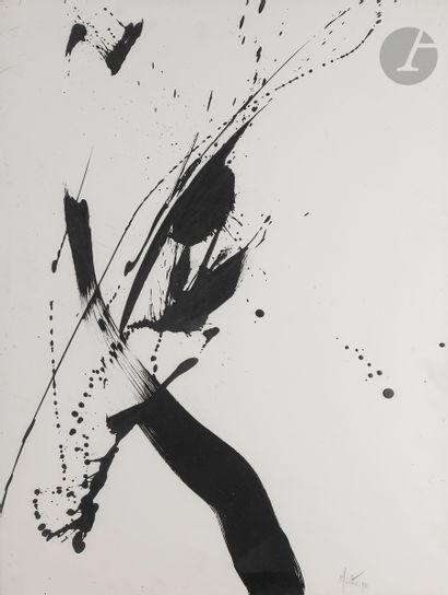 Jean MIOTTE (1926-2016) Composition, 1998...