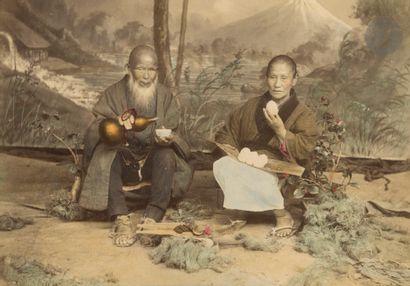 Photographe non identifié Japon, c. 1880....