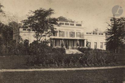 Charles Marville (1813-1879) Bois de Boulogne,...