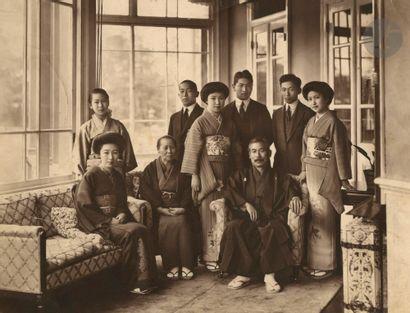 Photographe non identifié Japon, c. 1900....