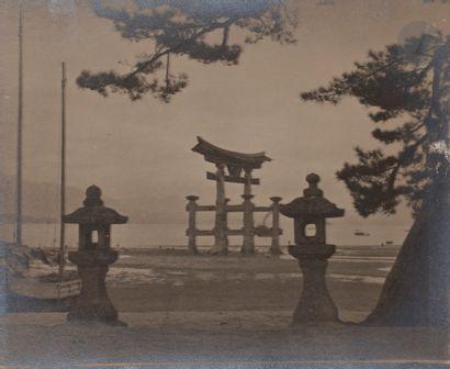 Arnold Genthe (1869-1942) Japon, c. 1910....