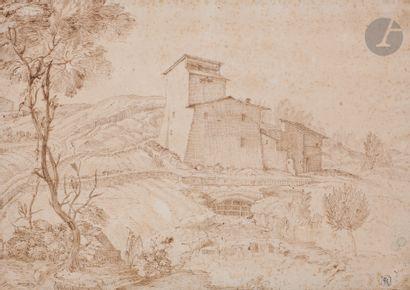 Attribué à Marco RICCI (Belluno 1676 - Venise...