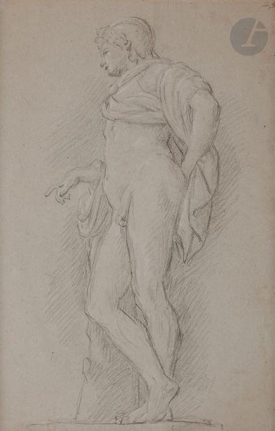 Attribué à Étienne PARROCEL (1696 - 1776)...