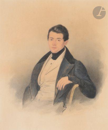 Antoine Claude PANNETIER (1772 - Paris, 1859)...