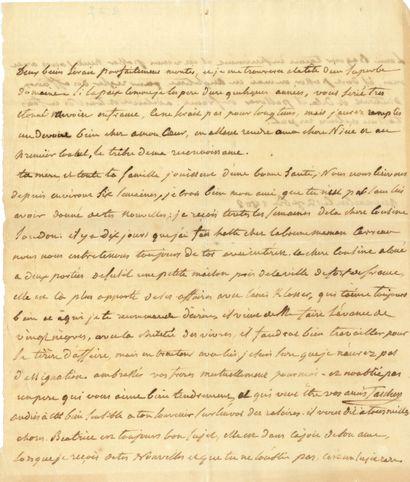 Robert, baron TASCHER DE LA PAGERIE (1740-1806)...