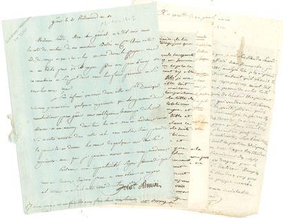 [Donatien de ROCHAMBEAU (1755-1813) général]....