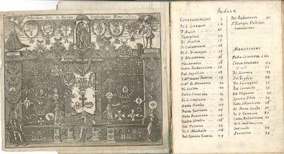 ORDRES DE CHEVALERIE. Andrea GUARINI. Origine,...