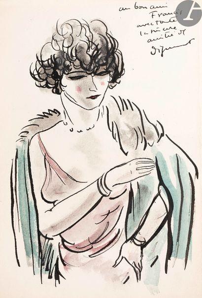 COLETTE. La Vagabonde. Paris: A. & G. Mornay,...