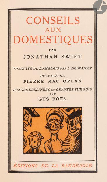 BOFA (Gus) - MAC ORLAN (Pierre). Le Livre...