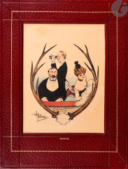 COLLECTION JACQUES CREPINEAU - Une vie entre théâtre et music-hall - PARTIE II - Lots 442 à 649