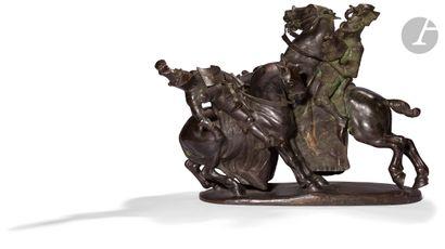 Albert Heinrich Hussmann (1875 - 1946) Combat...
