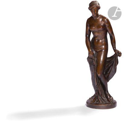 École française du XIXe siècle Vénus Bronze...