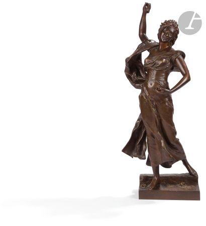 A. Levasseur (actif au XIXe siècle) Fête...