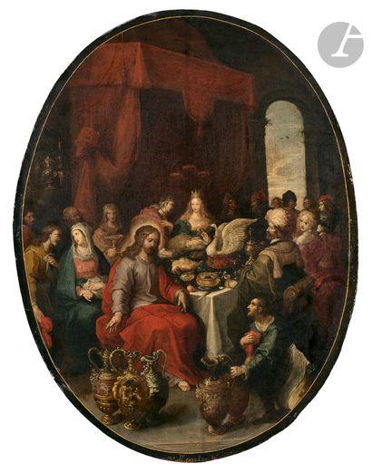 Attribué à Frans FRANCKEN II (1581 - 1642)...