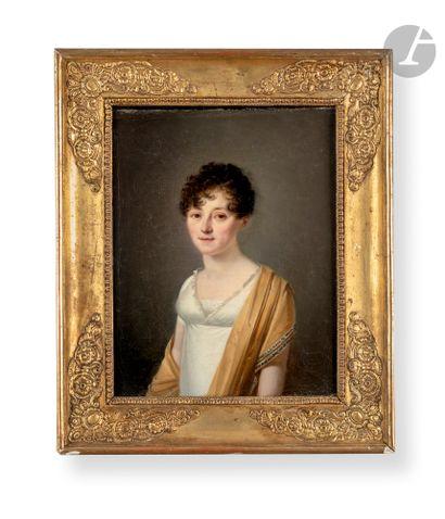 Henri Nicolas VAN GORP (Paris 1756 - 1819)...
