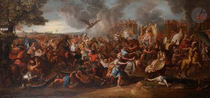 Franz ERTINGER (Colmar ou Weil 1640 - Paris...
