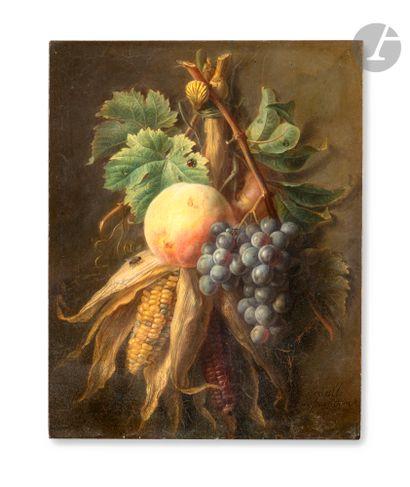 Cornelis van SPAENDONCK (Tilburch 1756 -...