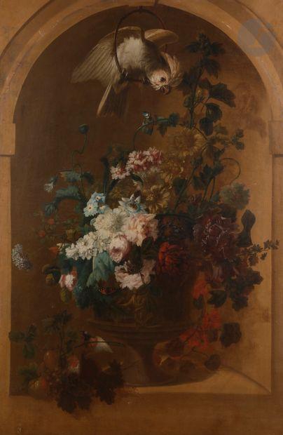 Attribué à Willem Van LEEN (1753 - 1825)...